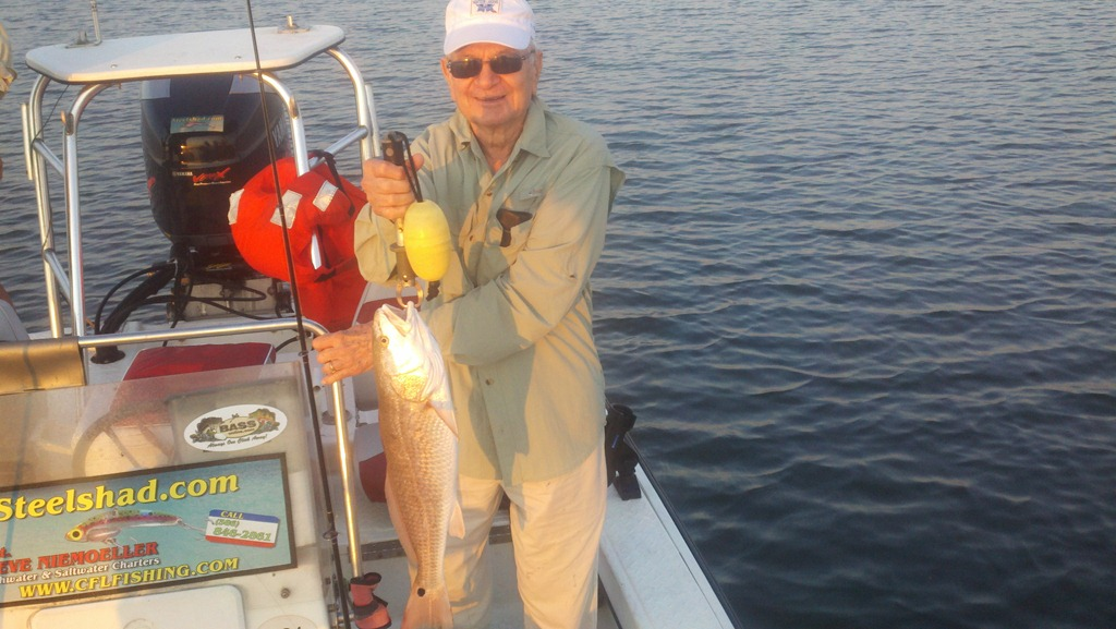 Mosquito Lagoon Inshore Trips this Week