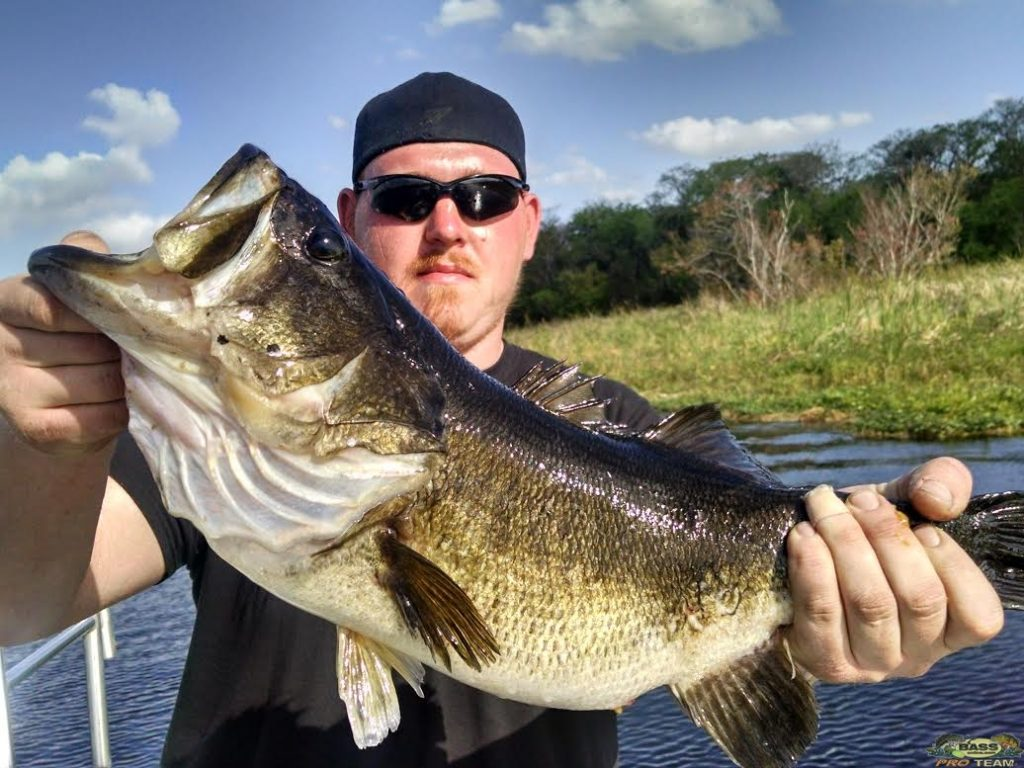 Big Bass on the St Johns River
