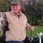 Bass Fishing Using Shiners Under The Mats